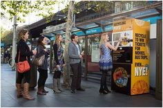 City of Sydney installs recycling machines | Kiosk Marketplace