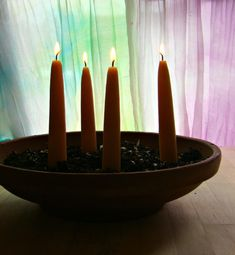 Celebrating Candlemas, the midway marker between Winter Solstice and Spring Equinox