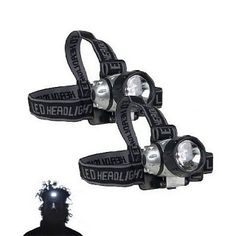FREE 2 Pack of Super Bright LED Head Lamp | Get FREE Samples by Mail | Free Stuff
