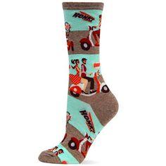 Vespa Crew Socks