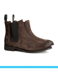 Fall 2013 Boot Shopping Guide #GQ #H&M