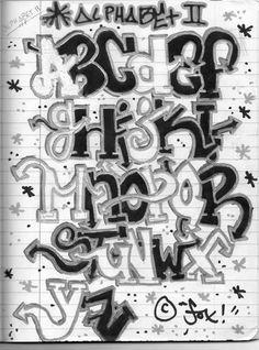 3d Letters A Z