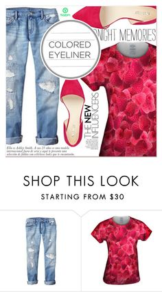 """""""Hello, It's Me..."""" by lucky-1990 ❤ liked on Polyvore featuring Gap and Nine West"""