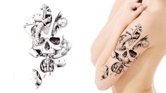 View the world's best custom tattoo designs in our design gallery. We have done thousands of amazing custom tattoo designs.