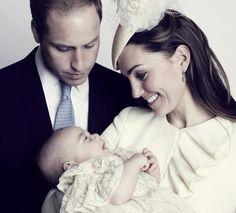 royal families, princ georg, baby christening, duchess of cambridge, family photos