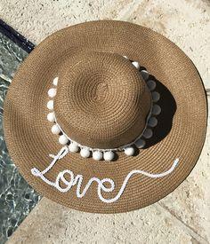 Spring Break Must Have: Love Hat