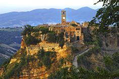 Buon viaggio! 10 Italian Hilltop Towns You Have To See Before you die