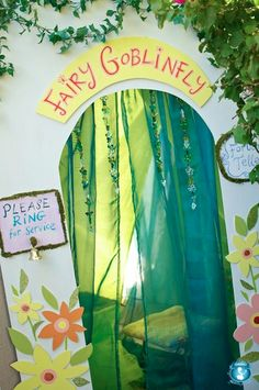 Fairy Party Fairy Goblinfly Door