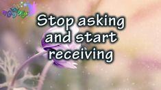 Abraham Hicks 💓 Stop asking and start receiving [NEW] Spiritual Development, Personal Development, Magical Home, Motivational Quotes, Inspirational Quotes, Abraham Hicks Quotes, Get Happy, Inspiring Things, Meditation