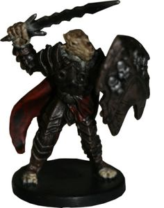 Death Knight #10/40 - Savage Encounters D&D Miniatures