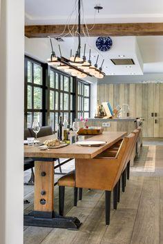 Artistiek - Exclusieve villa, luxe en modern - Hoog ■ Exclusieve woon- en tuin inspiratie.