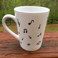 Musique Cup Cake On The Beach