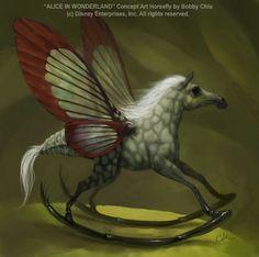 Horsefly Concept Art by imaginism.deviantart.com on @deviantART