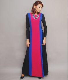 Colour-Block Dress - Studiofrost.net