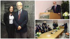 Em 18/05... Evento com o renomado #Palestrante e #Economista #GustavoLoyola para a APeMEC... Mais um evento de sucesso e mais uma cliente satisfeito!! #PrismaPalestras #OsMelhoresPalestrantes