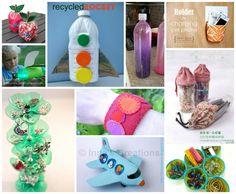 plastic-bottle-crafts-collage