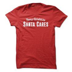 Santa Cares - Merry Christmas