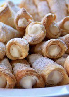 Mom's Cream Horn (Trubochki) Recipe
