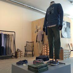 Heren >> #Closed #LeMaraisDeux #Maastricht #Conceptstore #Jekerkwartier #mensclothing #clothing