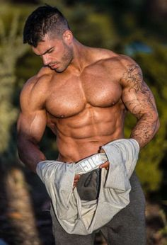 Hot Guys, Hot Men, Muscle Hunks, Hommes Sexy, Muscular Men, Athletic Men, Shirtless Men, Male Form, Male Physique