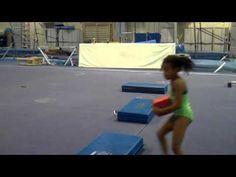 Cartwheels and Roundoffs