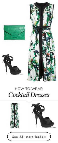 """Untitled #1943"" by carlene-lindsay on Polyvore featuring Proenza Schouler, Pleaser and Givenchy"