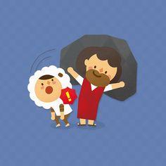 jesus illust