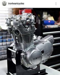 Yamaha 650, Yamaha Cafe Racer, Xs650 Bobber, Scrambler, Custom Motorcycles, Cars And Motorcycles, Motorcycle Store, Royal Enfield Bullet, Honda Bikes