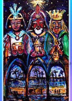THREE KINGS / TRES REYES MAGOS