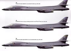 """B-1B, Bad to the """"Bone"""", love these planes!"""