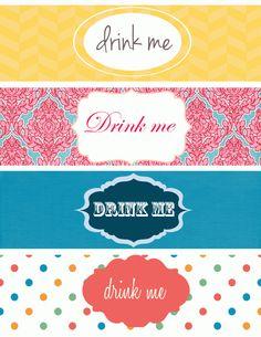 bottle-labels-drink-me