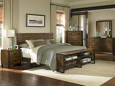 Fairfield Wood Panel Bed by Winners Only Levin Furniture, Find Furniture, Quality Furniture, Bedroom Furniture, Furniture Sets, Furniture Design, Headboard And Footboard, Headboards For Beds, Online Furniture Stores
