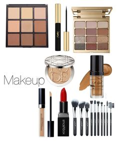 """""""Untitled #65"""" by mirah11 on Polyvore featuring beauty, Morphe, Smashbox, Yves Saint Laurent, Stila, L.A. Girl and Christian Dior"""