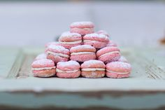 Foodista: Strawberry Sweetheart Cookies