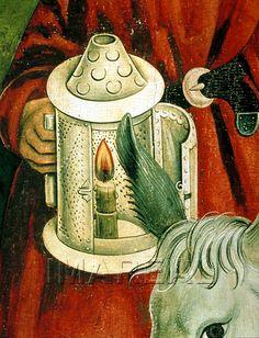 Geburt Christi Kunstwerk: Temperamalerei-Holz ; Einrichtung sakral ; Flügelaltar ; Passau ; Lk:02:001-020 , Mt:01:024-025 , Geburt Christi:01:001-002 , Geburt Christi:02:001-012 , Geburt Christi:03:001-007 , Geburt Christi:04:001  Dokumentation: 1485 ; 1495 ; Passau ; Deutschland ; Bayern ; Veste Oberhaus ; D 415  Anmerkungen: 165x86