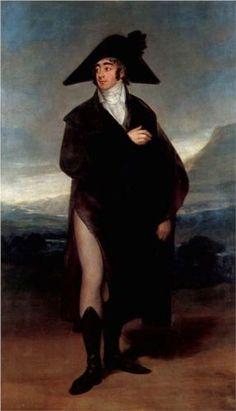 GOYA Francisco José de Goya y Lucientes - Spanish (Fuendetodos Zaragoza 1746-1828  Bordeaux) ~