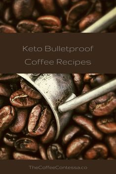 Keto bulletproof coffee recipe - enjoy your morning cup of coffee while not sabotaging your weight loss efforts #CupOfCoffee