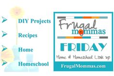 Frugal Fridays Link Up #1