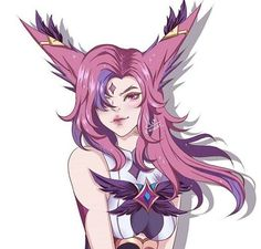 Xayah Guardiã Estelar Fan Art League of Legends Lol League Of Legends, League Of Legends Characters, Female Characters, Age Of Mythology, Candy Crush Saga, Miss Fortune, Female Character Design, Character Art, Marvel Contest Of Champions