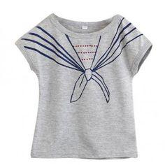 Camiseta Marinheira Meninha