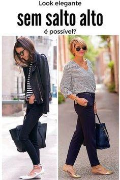 Moda Femenina Invierno Tenis Ideas For 2019 Basic Fashion, Work Fashion, Fashion Looks, Fashion Design, 50 Fashion, Fashion Bloggers, Fashion Styles, Runway Fashion, Casual Chic