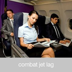 Jet lag is a troublesome condition that occurs when the body's internal clock becomes unnaturally disrupted when entering a significantly different time-zone, with reduced sleep quality the most notable effect. While jet lag can never be fully avoided after certain journeys, its effects can be minimised by following some simple tips. #ergoflex