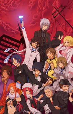 Devil Survivor 2 me hace falta alcor Anime Devil, Anime W, Video Game Art, Video Games, Animation, Manga, Film, New Pictures, Cool Drawings