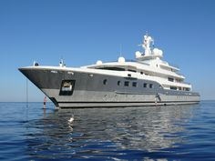 At in length and with a crew of the super-yacht when launched was immediately featured in the top 10 luxury motor yachts in the world. Using KNX Smart Home Technology, Technology Design, Lighting Control System, Smart Home Design, Smart Home Security, Super Yachts, Home Cinemas, New Builds, Luxury Homes