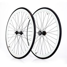 Retrospec Wheelset – White from A Two-Wheeler Bender