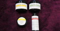 Natural Potions LTD Review- Natural Potions Body Butter, Cleansing Balm, Lip Balm & Natural Potions Nourish & Strengthening Hot Oil Treatment ~ Yolanda's Blog~ UK Natural Afro Hair Blog and Beauty Blog