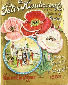 Peter Henderson Co Manual of everything for the garden : Columbian year 1893