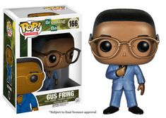 Gus Fring - Breaking Bad - Funko Pop