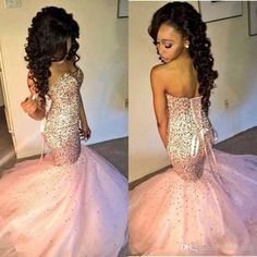 Hot Sale Prom Dress,Charming Prom Gowns,Sequined Prom Dress
