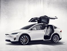 Auto Design Notes on the Tesla X SUV - Core77